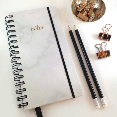 Main Marble Notebooks