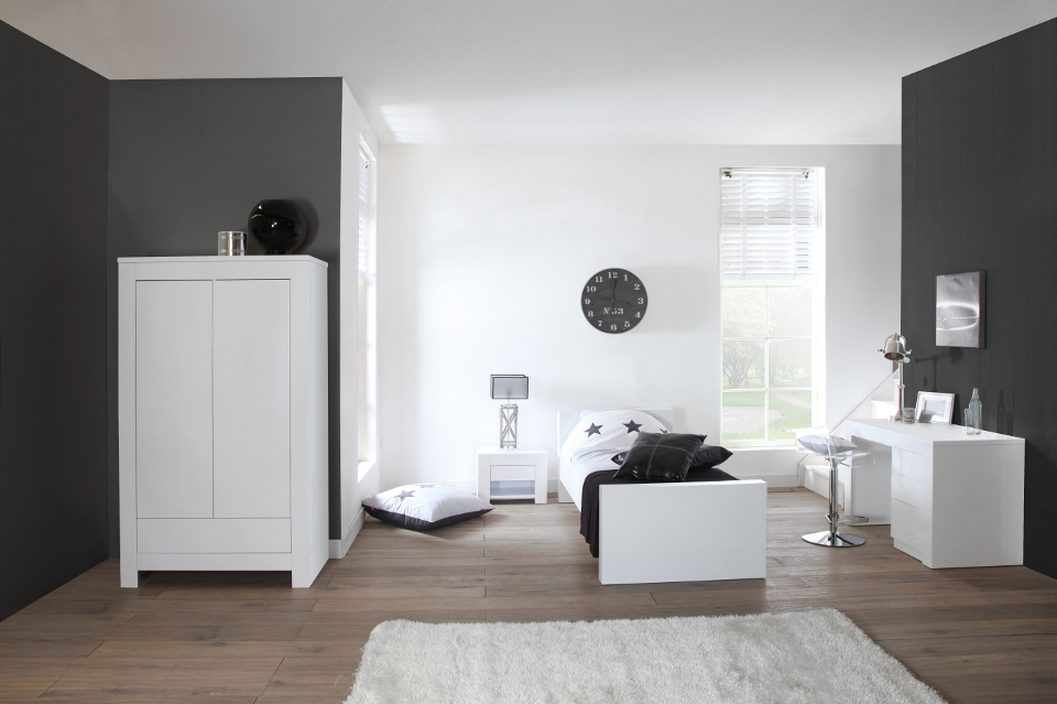 Minimalist kids and baby rooms i want that for Jugendzimmer modern design
