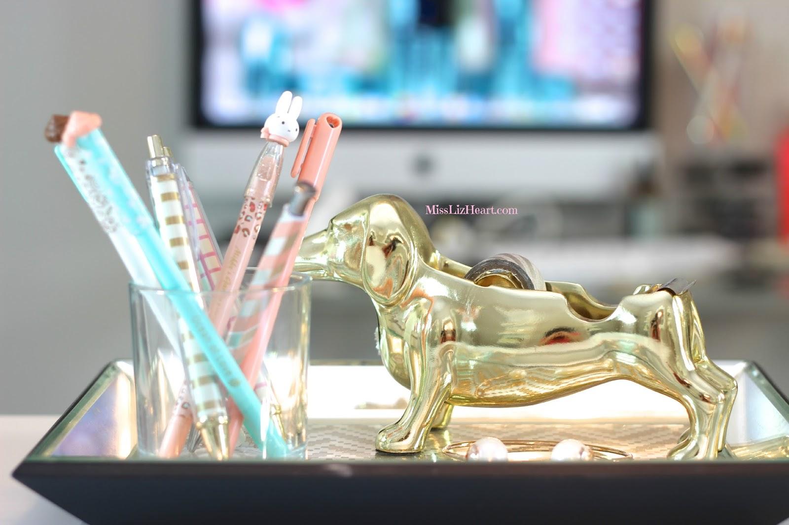 cute+office+supplies+