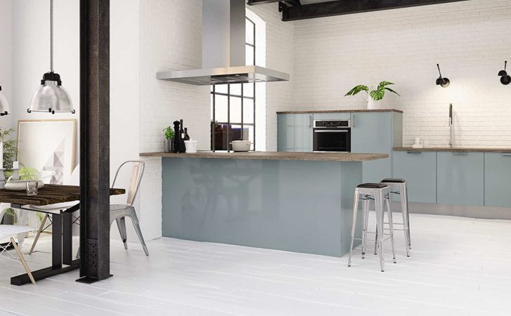 pale blue kitchens i want that