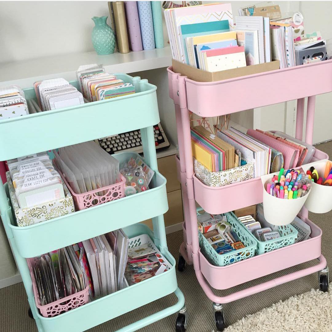 40-smart-ways-to-use-ikea-raskog-cart-for-home-storage-7