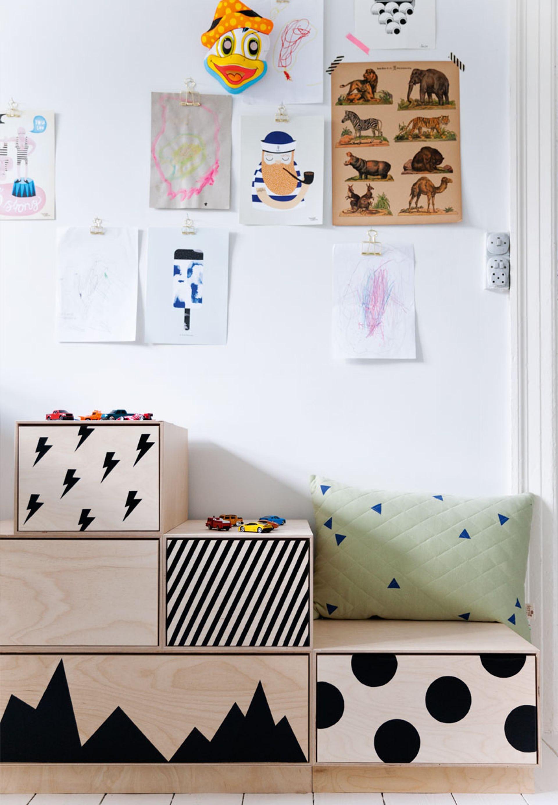 Cool Kids Storage Ideas I Want That