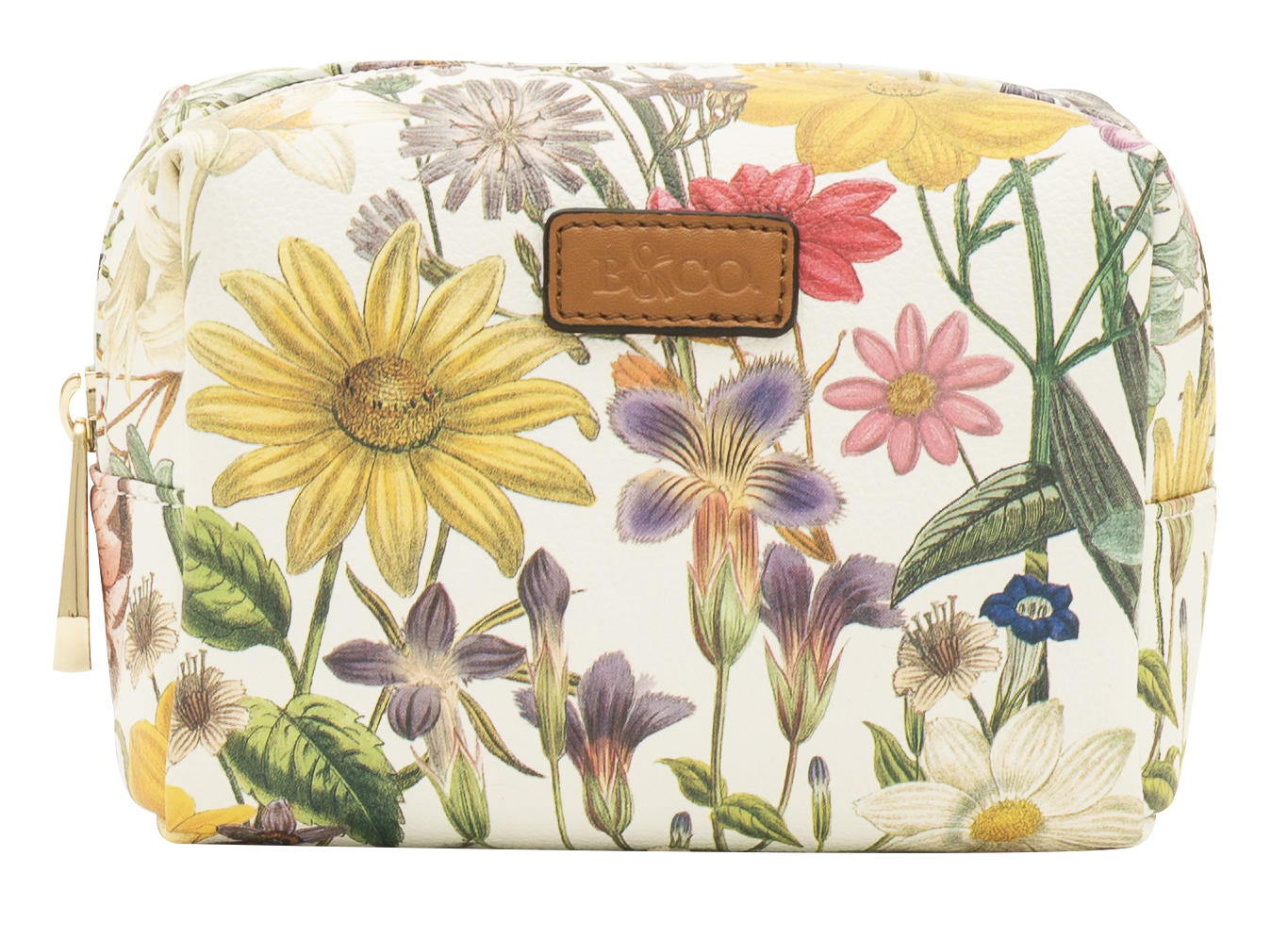Meadowlands Make Up Bag