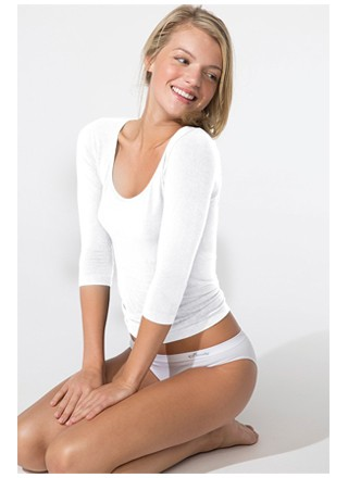 sku8654v1-boody-bamboo-ecowear-34-sleeve-scoop-top-white-s-large